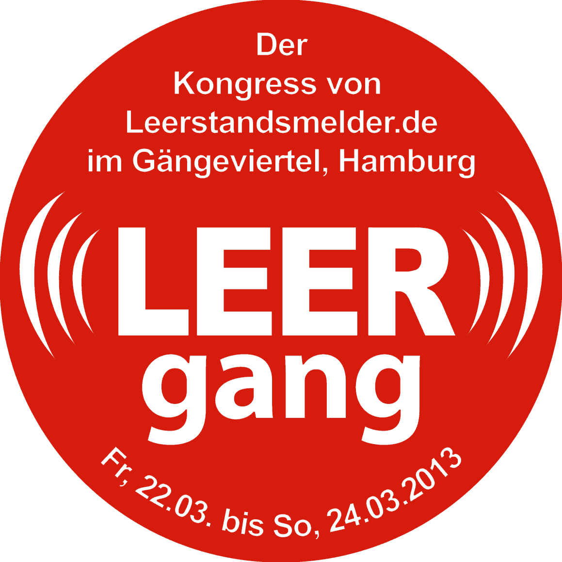 LEERGang Kongress