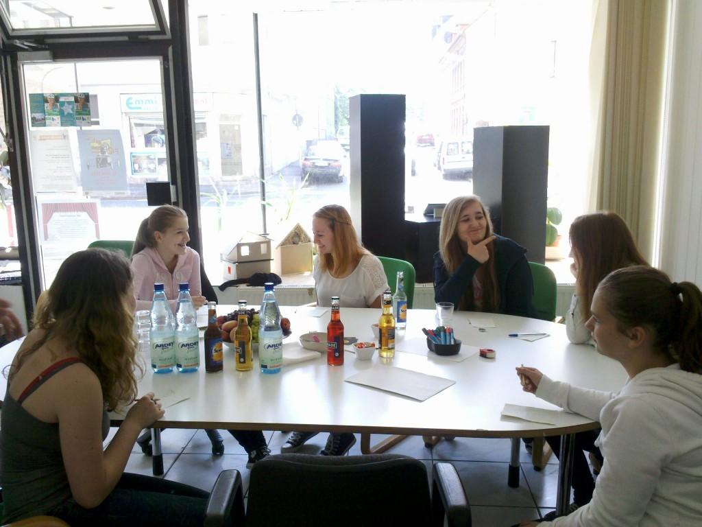 Jugendprojekte im Urbanisten-HQ