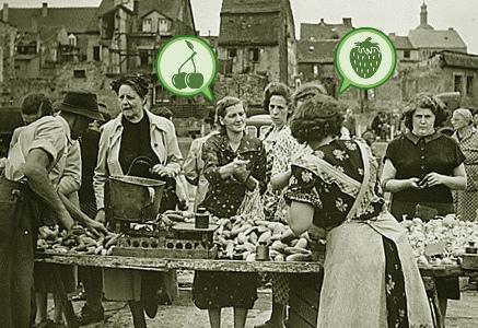 Pflanzensaatgut Tauschmarkt