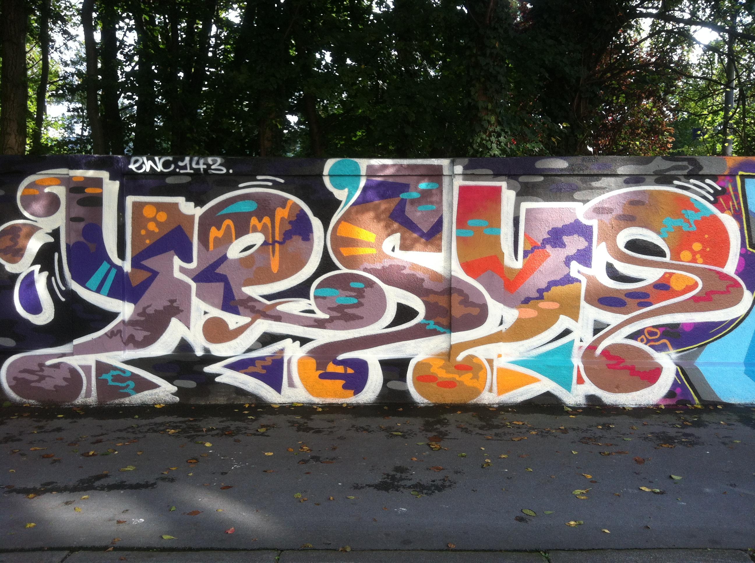 Nachtrag: Graffiti Battle 2014 & Siegerehrung