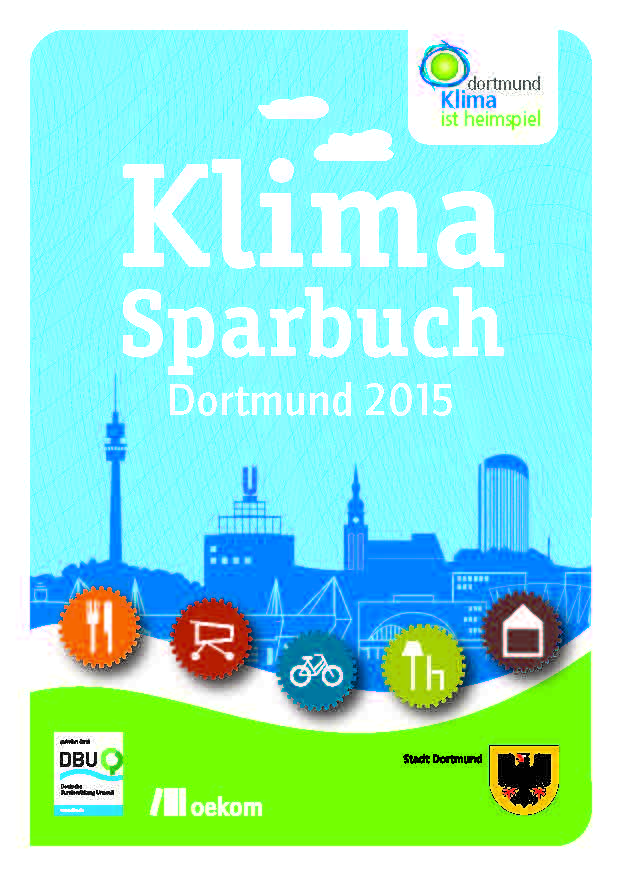 Klimasparbuch Dortmund 2014 – Mitmachen!