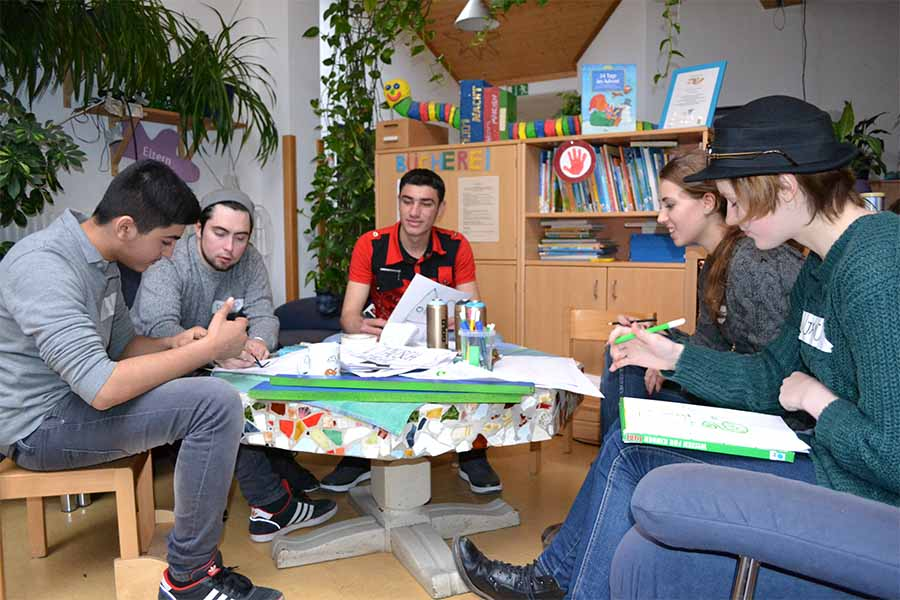"""""""'Pottfiction' lädt zu Workshops ein"""", Der Westen, 03.12.2014"""
