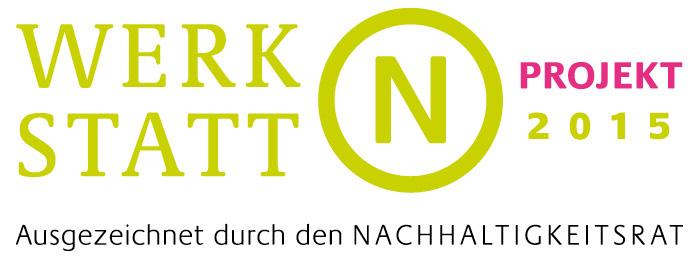 Werkstatt N Projekt 2015 – Qualitätssiegel für die Urbanisten