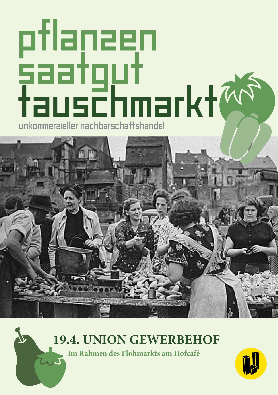 Pflanzen- und Saatgut-Tauschmarkt