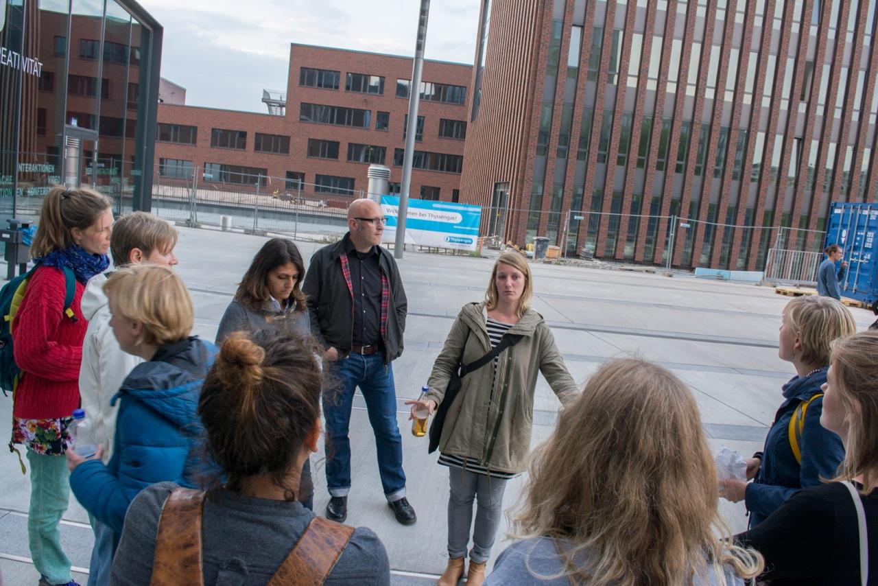 Stadtplanung für Dummies – Ein gelungener Spaziergang durchs Unionviertel!