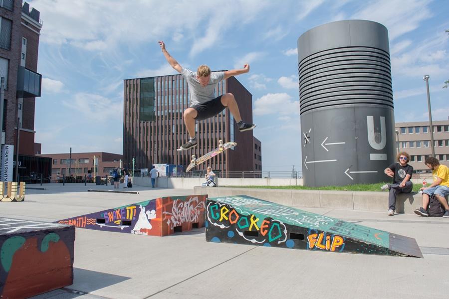 Create Your Skateplaza 2.0 geht an den Start