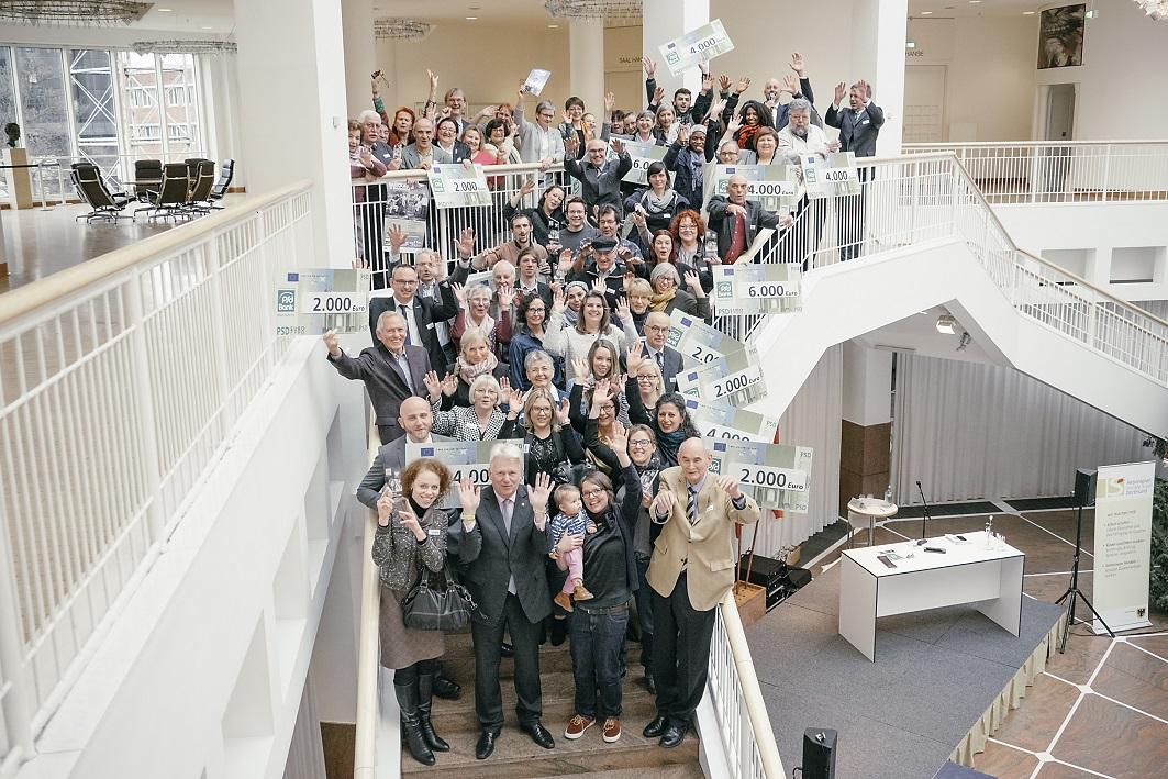 Urbanisten gewinnen Förderpreis Soziale Stadt 2015