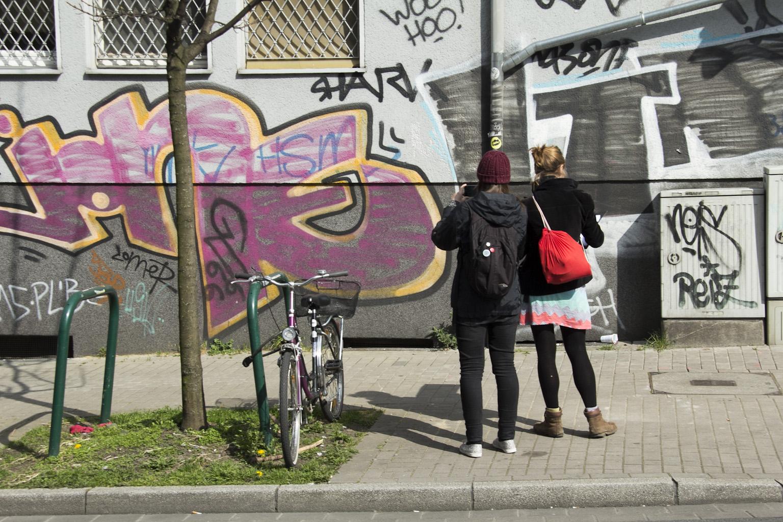 """""""Urbanes Spiel in Dortmund: Im Union-Viertel laden die Urbanisten zum ersten Mal zum """"Street Art Bingo"""" ein"""", Nordstadtblogger, 17.05.2016"""