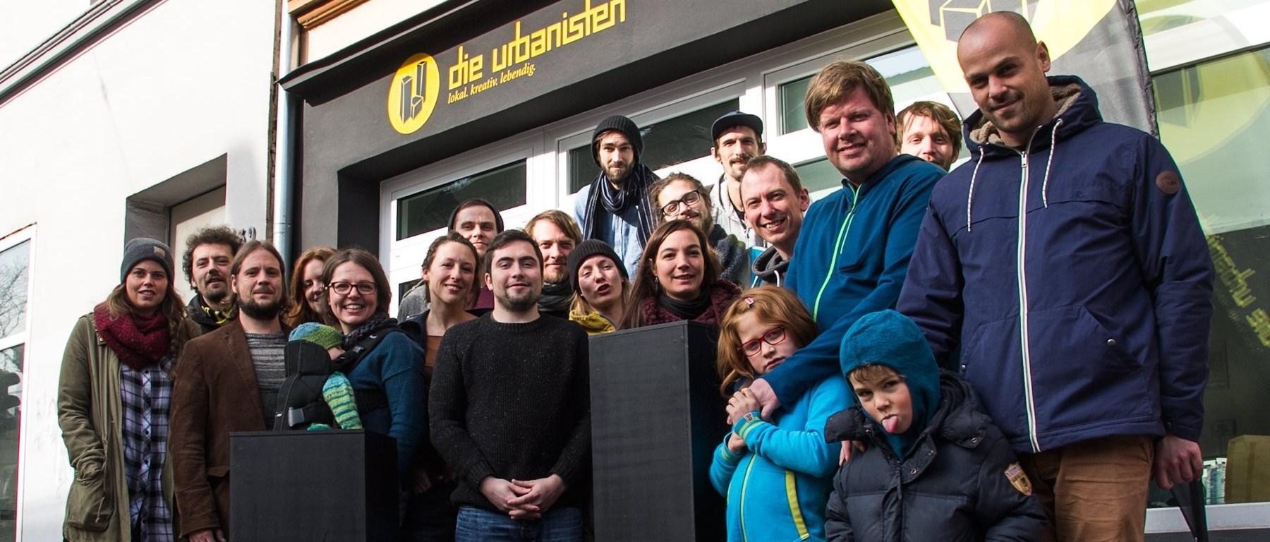 Urbanisten bekommen Halstenberg-Preis
