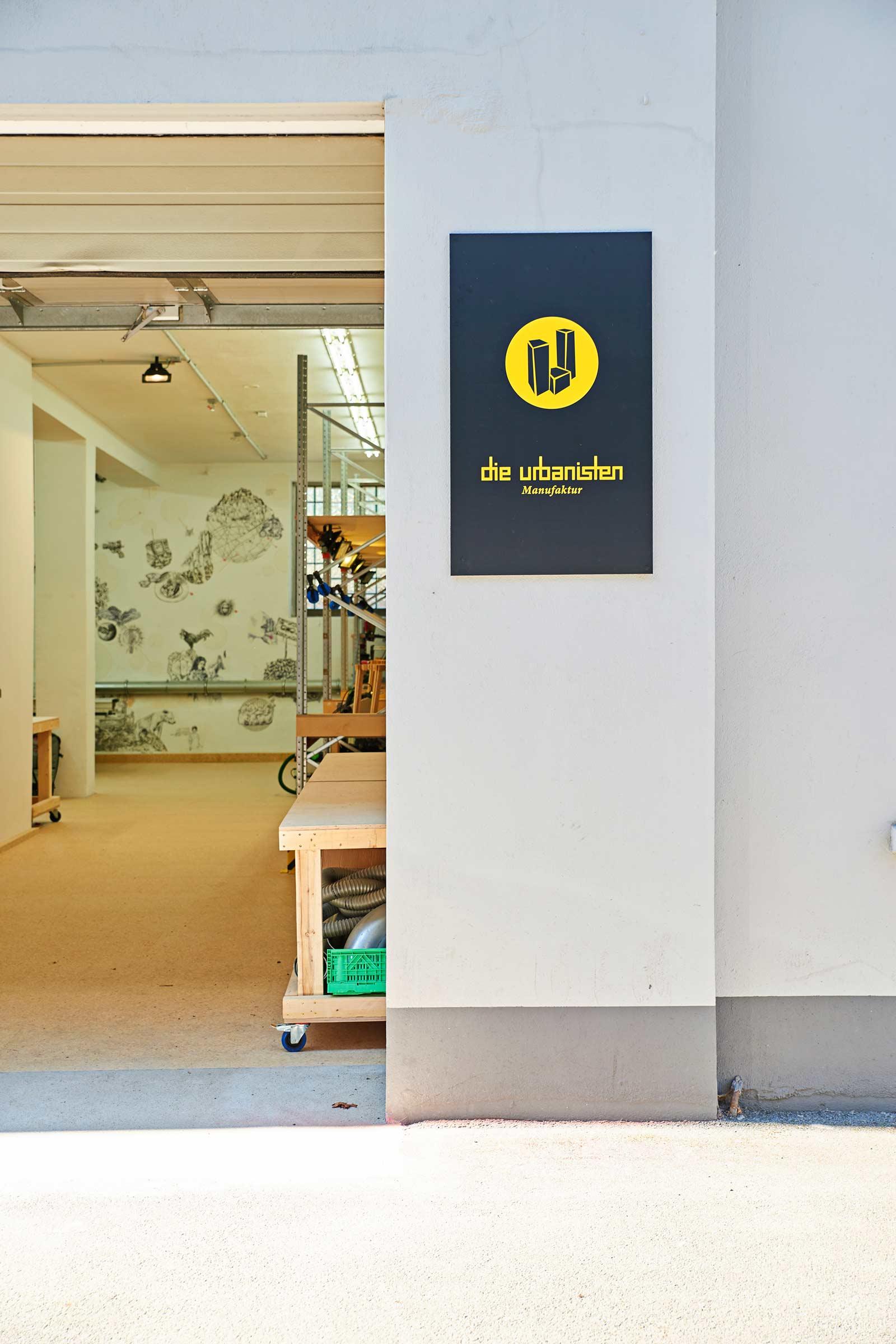 Tag der offenen Tür in der neuen Urbanisten Manufaktur