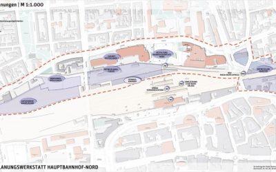 Mitmachen: Neue Ideen und Konzepte für die Nordseite des Dortmunder Hauptbahnhofs entwickeln