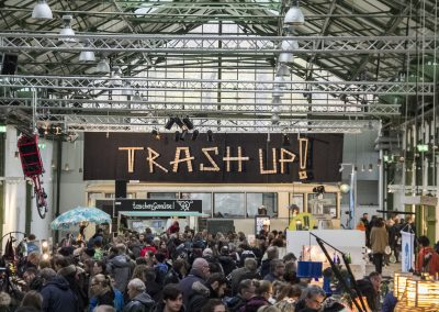 Trash Up Rueckblick 19