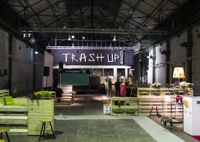 Trash Up Start 04