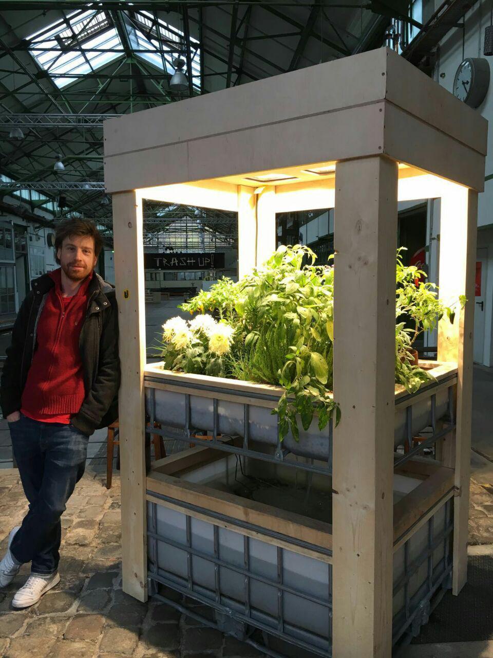 Urbanisten bei der Maker Faire Ruhr