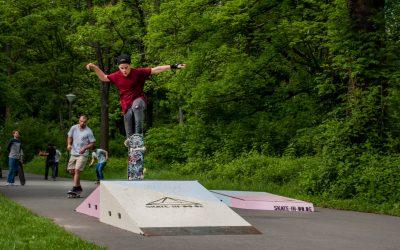 Guter Start für Create Your Skateplaza – 1. Tourstop im Fredenbaumpark