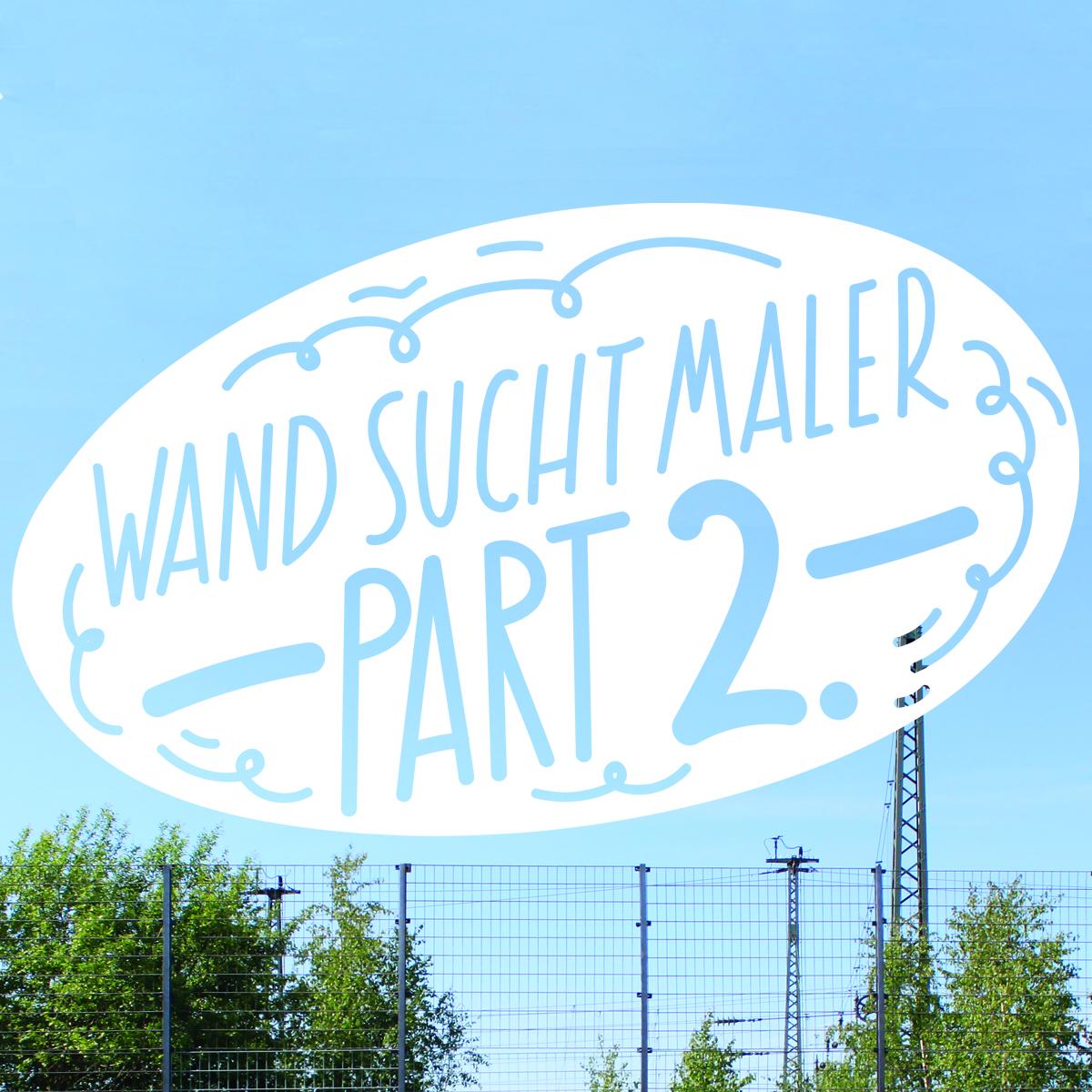 Wand sucht Maler pt. 2 - Workshops
