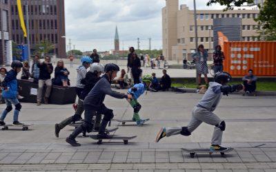Skate-Schule am Dortmunder U startet im Juli