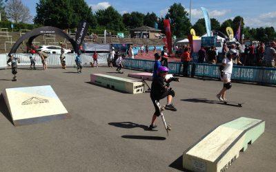 Create Your Skateplaza auf den Ruhrgames 2017