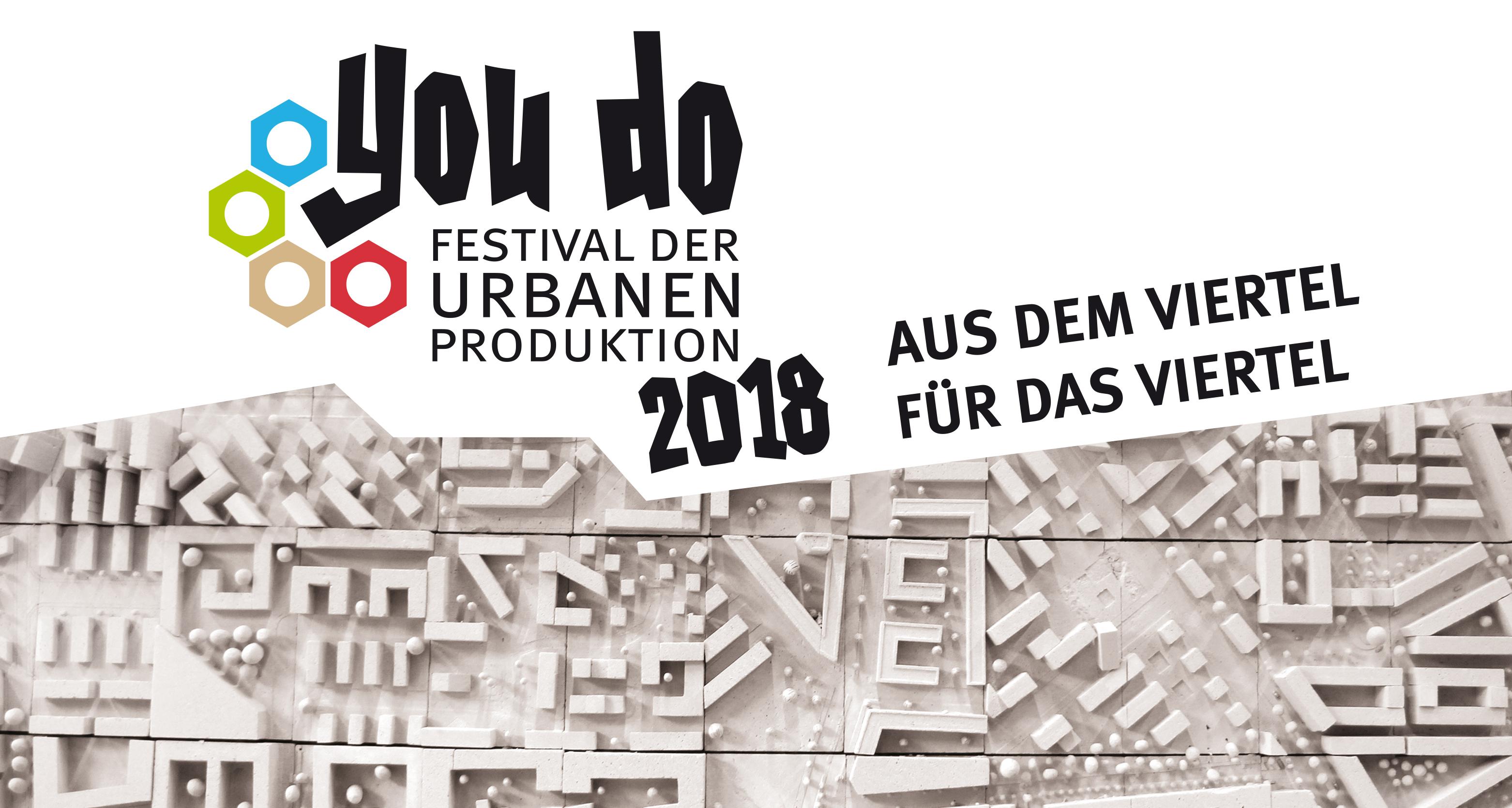 YOU DO - Abschlussfestival der urbanen Produktion in der Werkhalle