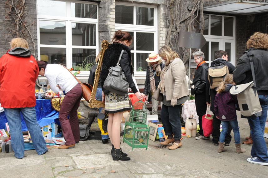 6. Frühlingsflohmarkt im Union Gewerbehof