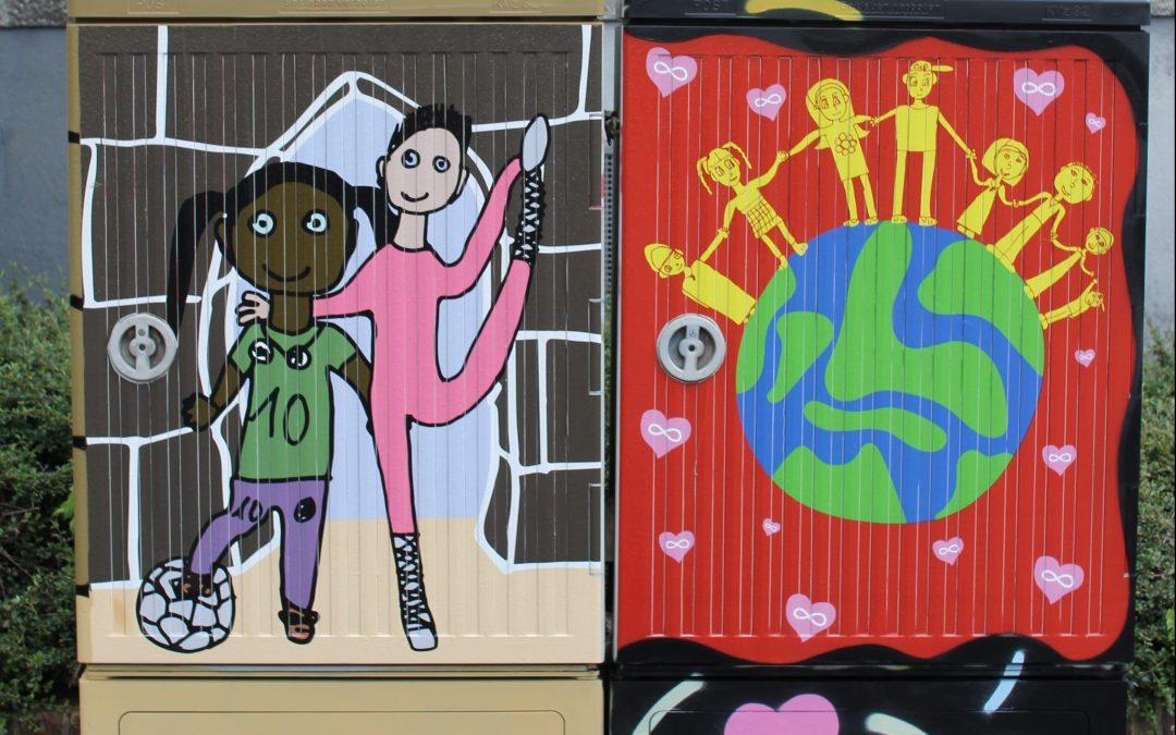 Straße der Kinderrechte Westerfilde 2.0