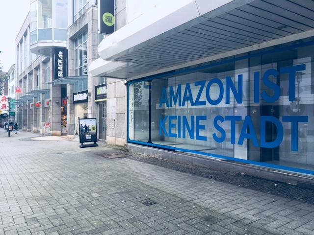 Supermarkt der Ideen - Eröffnung