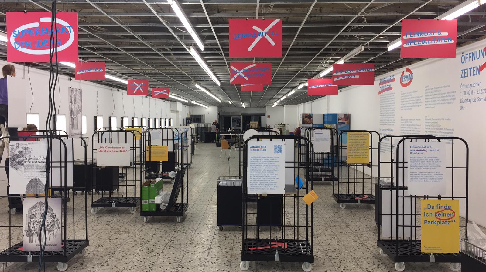 Supermarkt der Ideen - Labor 1