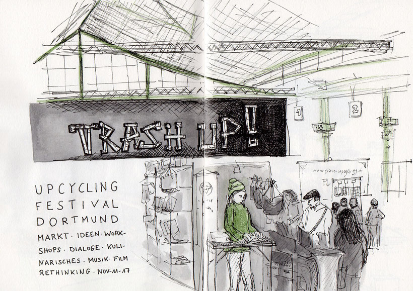 Trash Up! Das Upcycling Festival