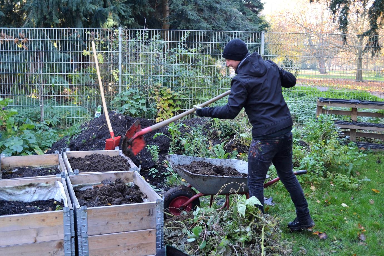 Gärtnern im Westgarten