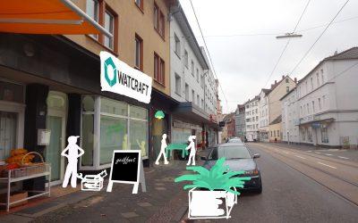 WatCraft-Zwischennutzung in Wattenscheid eröffnet am 16. Februar