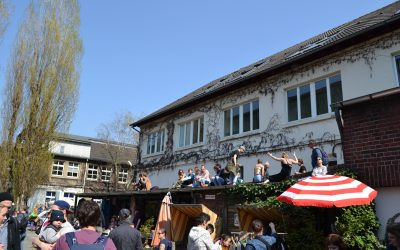 Frühlingsfest und Pflanzentauschbörse auf dem Union Gewerbehof