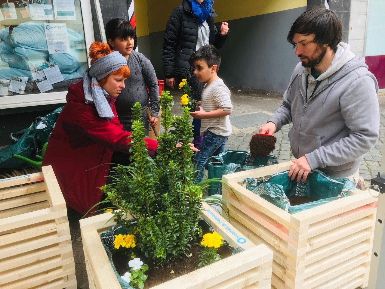 Fortbildung | Wir schützen, was wir lieben. Praxistag rund um den Kita-Garten