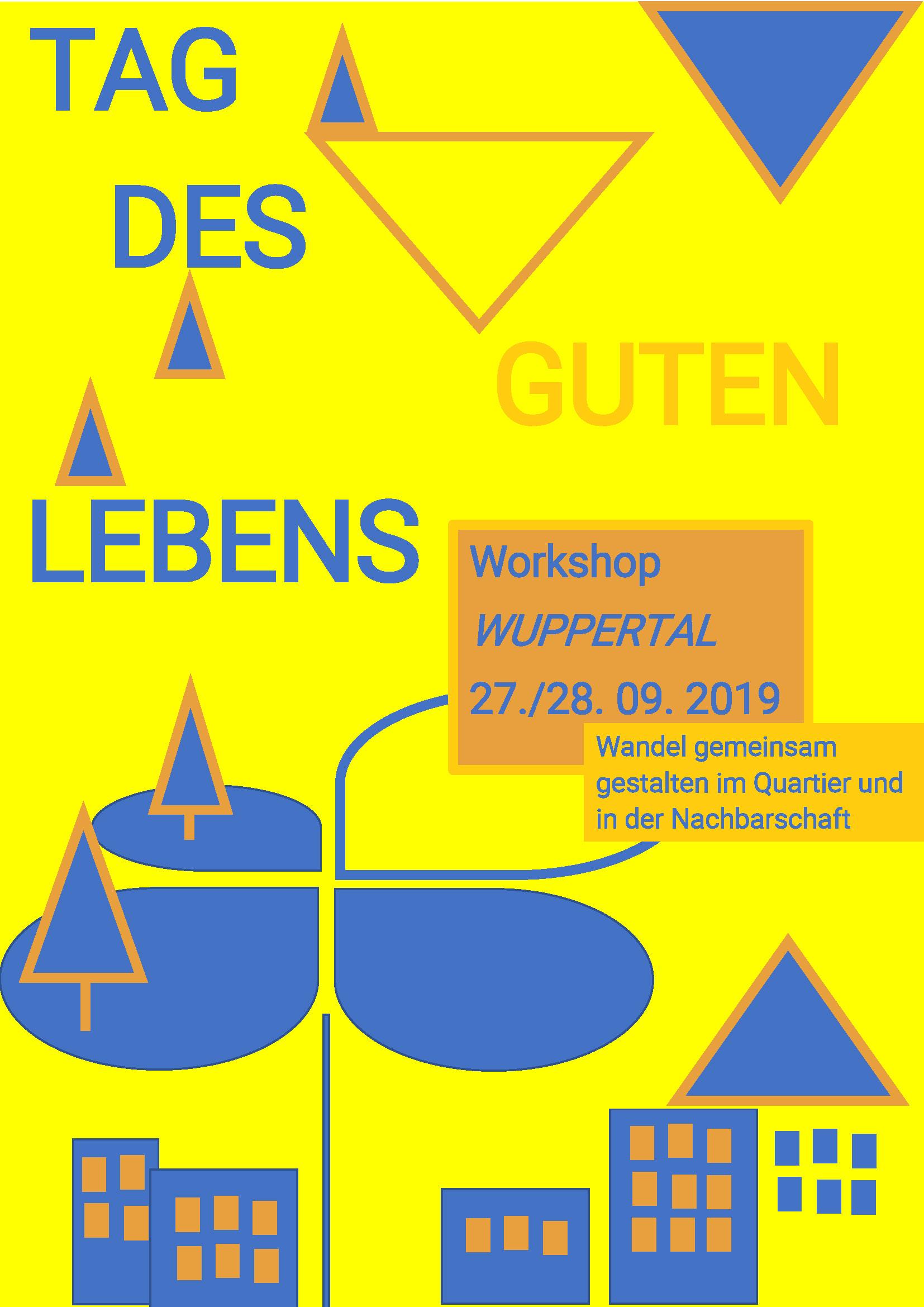 """Tag des guten Leben"" Multiplikator*innen Workshop in Wuppertal"