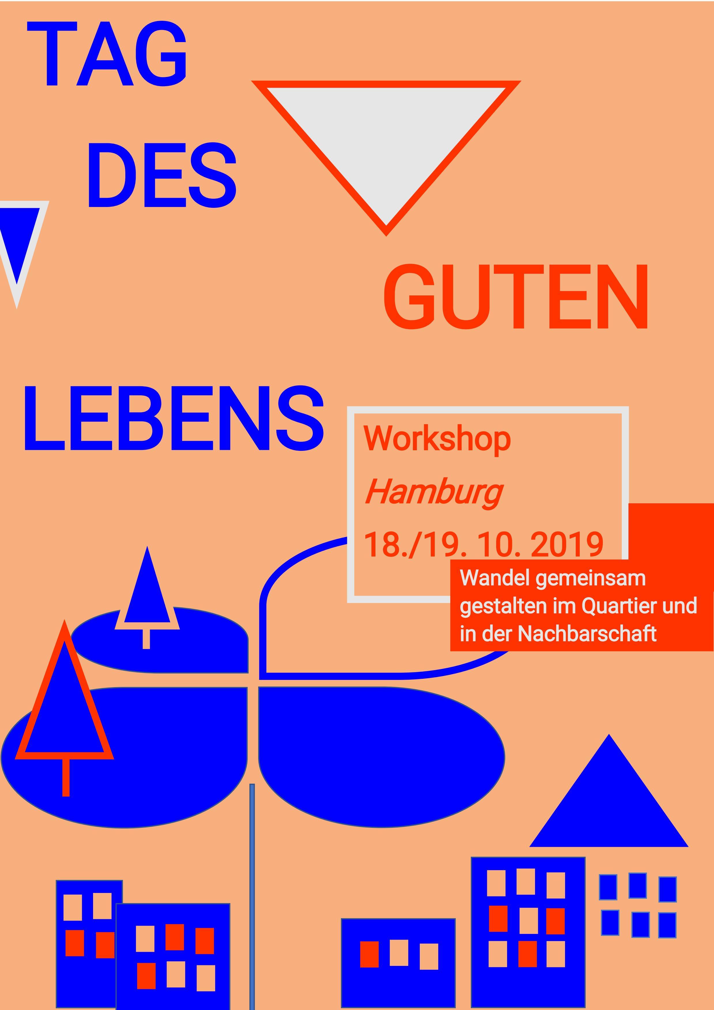 """Tag des guten Leben"" Multiplikator*innen Workshop in Hamburg"