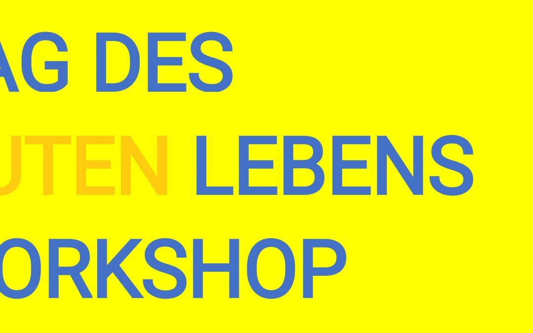 """Workshopreihe zum """"Tag des guten Lebens"""" beginnt in Wuppertal"""