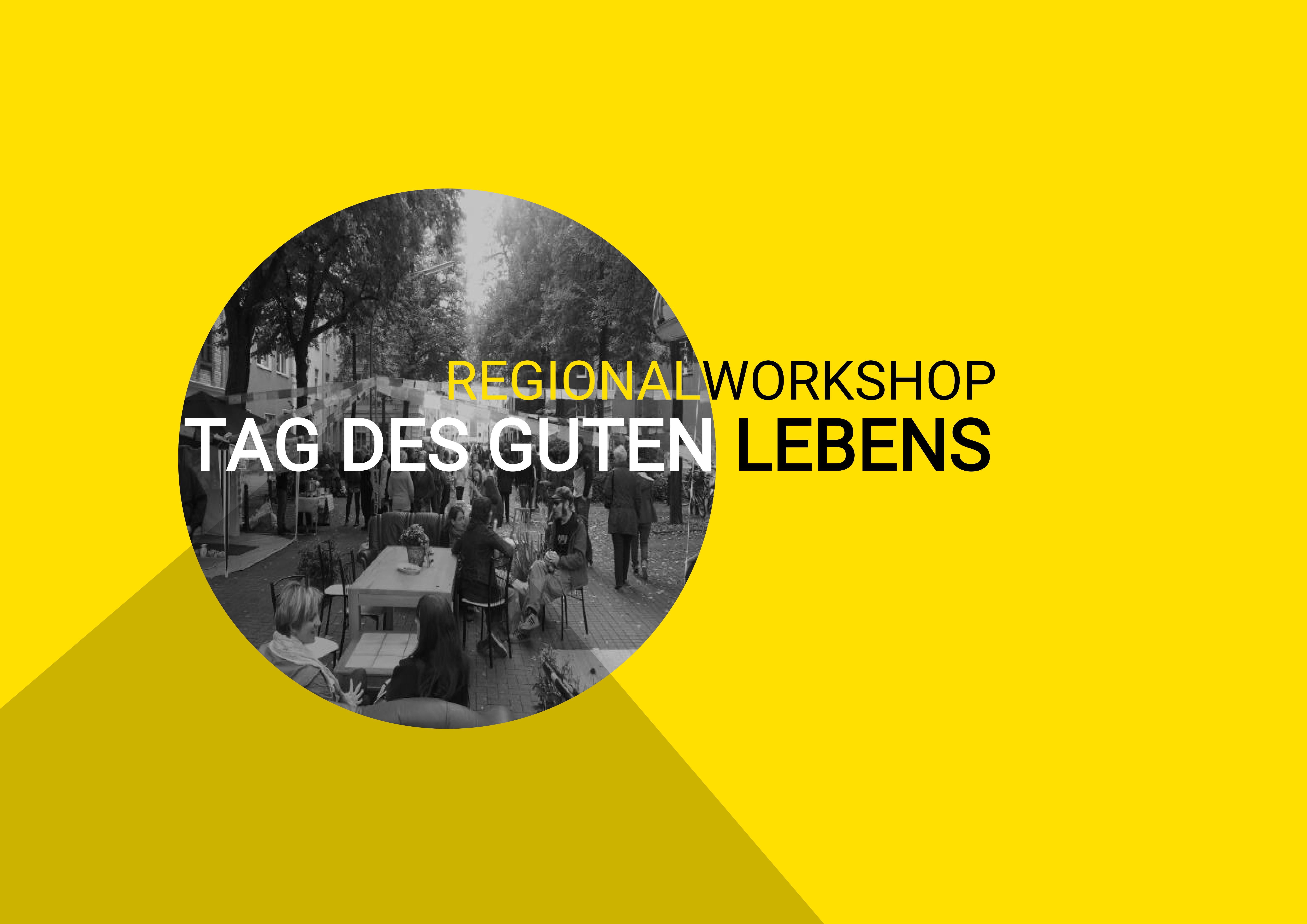 """""""Tag des guten Lebens"""" Multiplikator*innen Workshop in Minden"""
