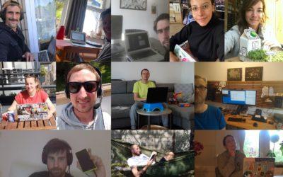 Home Office und digitale Zusammenarbeit bei den Urbanisten