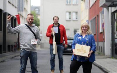 """Engels-Rallye: Verlierer werden zur """"arbeitenden Klasse"""""""