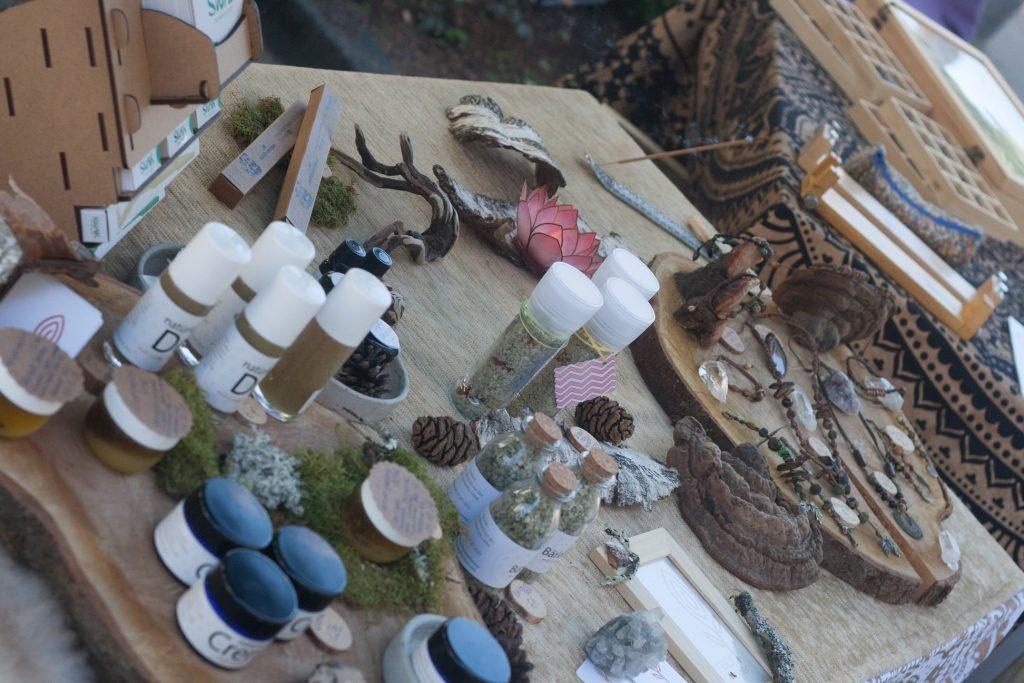 Naturkosmetik selbermachen mit Malwina von krautgeflüster
