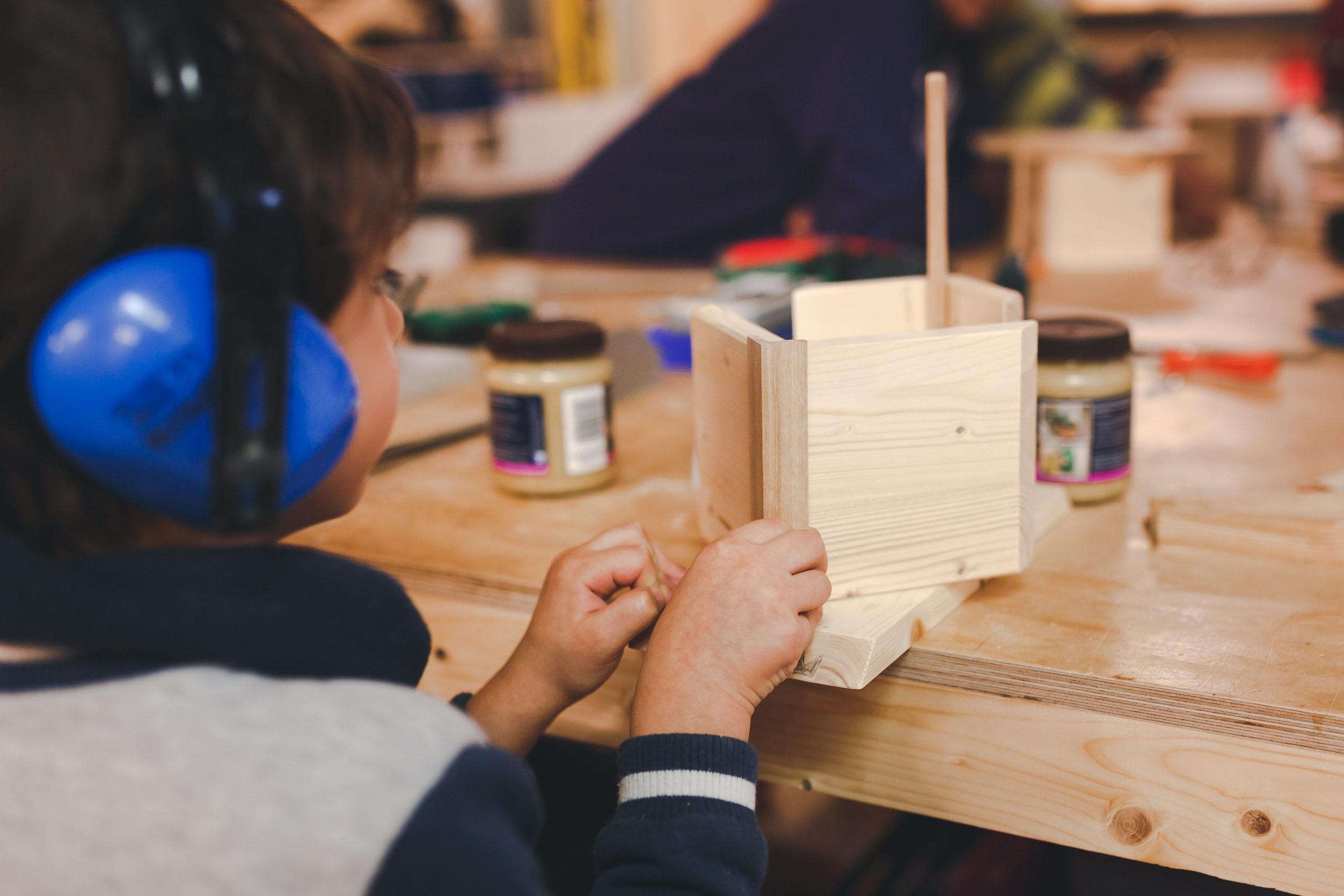 (Abgesagt) Vogelfutterhaus Workshop für Kinder