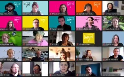 Advokaten der Landschaft – Das lala.ruhr Festival im virtuellen Raum