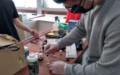 Aquaponik-Workshop an der Gustav-Heinemann-Gesamtschule